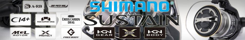 Shimano 17 Sustain FI