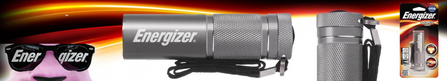 Energizer Metal Light 3AAA 3Led