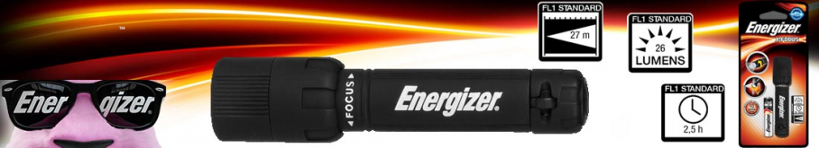 Energizer X-Focus Led 1ААА