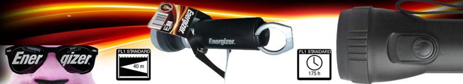 Energizer Plastic Light 2D