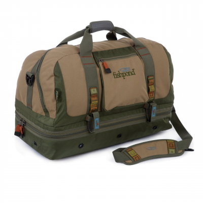 Сумка Fishpond Yellowstone Wader/Duffel Bag цв. Khaki/Sage