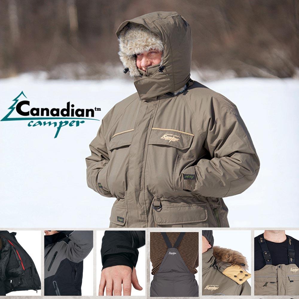 Одежда Канадиан