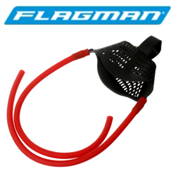 Flagman Strong Red Elastic With Pounch