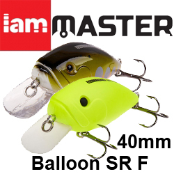 IAM Master Balloon 40mm SR F