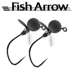 Fish Arrow Whicky Head