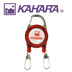 Kahara KJ Twin Pin on reel Red