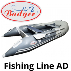 Badger Fishing Line AD