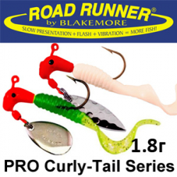 Road Runner PRO Curly-Tail Series 1.8г.