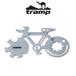 Tramp Bicycle Карта-мультитул