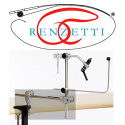 Renzetti C-Clamp Lap Extension