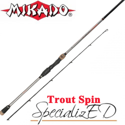 Mikado Specialized Trout Spin