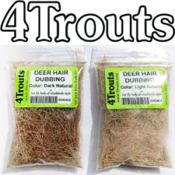 4Trouts Deer hair