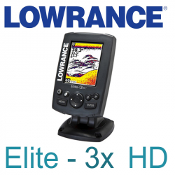 Lowrance Elite-3x HD
