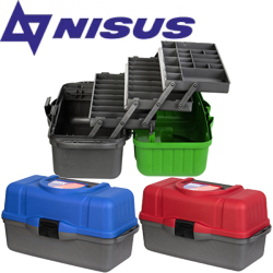 Nisus Fishing 3-tray Box