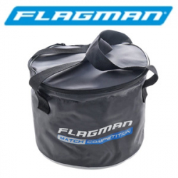 Flagman Bucket With Cover