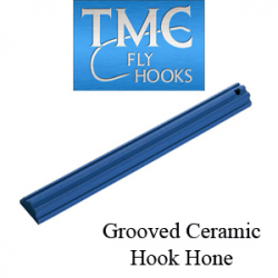 TMC Grooved Ceramic Hook Hone (Blue)