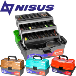 Nisus Tackle Box