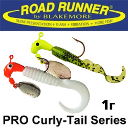 Road Runner PRO Curly-Tail Series 1г.