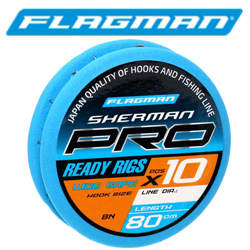 Flagman Sherman Pro Wide Gape Ready Rig