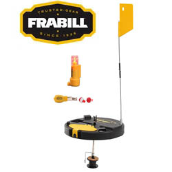 Frabill Pro Thermal InsUltra Lightated Tip-Up