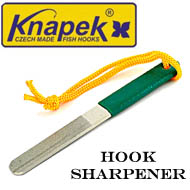 Knapek Diamond Hook Sharpener