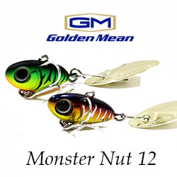 Golden Mean Monster Nut 12гр.