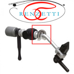 Renzetti Material Clip for Traveler
