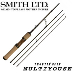 Smith Troutin Spin MultiYouse