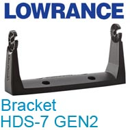 Lowrance HDS-7 GEN2 Touch  Gimbal Bracket