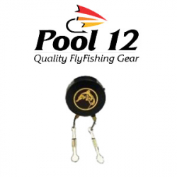 Pool 12 Pin-on-reel Dubbel