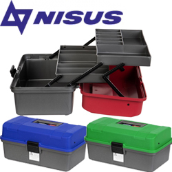 Nisus Fishing 2-tray Box