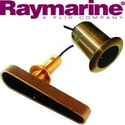 Raymarine CPT-S Bronze ThruHull Angled Element