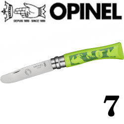 Opinel №7 VRI My First Opinel Animopinel Horse