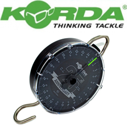 Korda Dial Scale 25th Anniversary Edition