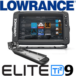 Lowrance Elite-9 Ti2 ROW Acitve Imaging 3-in-1 (000-14650-001)