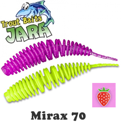 Trout Baits Jara Mirax 70 (Bubble Gum)