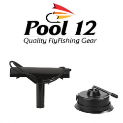 Pool 12 Rod Holder
