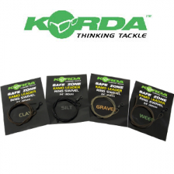Korda Safe Zone Kamo Leader Ring Swivel