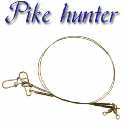 Pike Hunter Trolling
