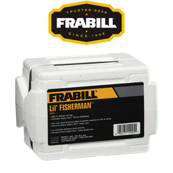 Frabill LIL' Fisherman Worm Tote