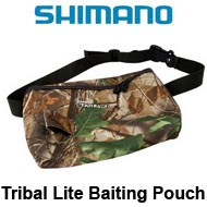 Shimano Tribal Lite Baiting Pouch