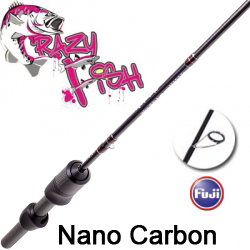 Crazy Fish Nano Carbon