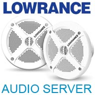 Lowrance Audio Server ASSCY,SPKR PAIR
