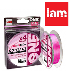 Number ONE Contact Х4-150 Pink