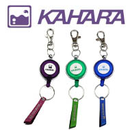 Kahara Pin on reel (with line cutter)