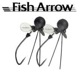 Fish Arrow Wheel Head Guard