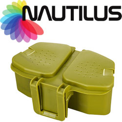 Nautilus 106-N Belt Bait Box