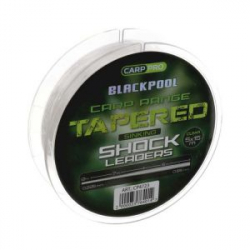 Шок-лидер Carp Pro Blackpool Sink Tapered Mono 0.255-0.56 мм, 5х15 м