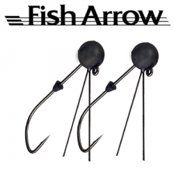 Fish Arrow J Head